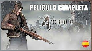RESIDENT EVIL 4 Pelicula Completa en Español (Full Movie All Cutscenes)