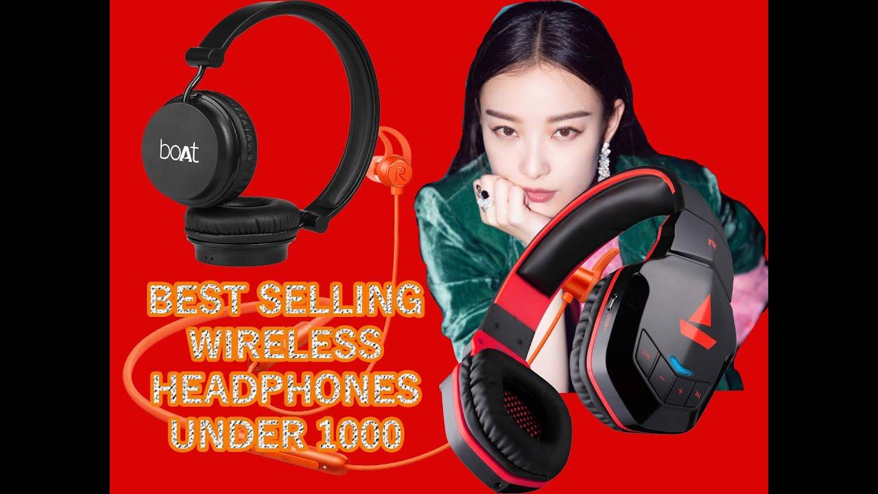 Best Bluetooth Headphones 2020 Under 1000 Youtube