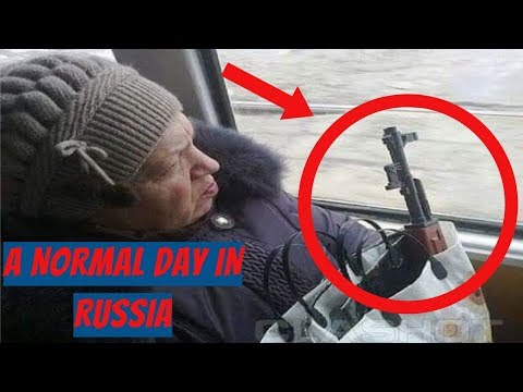 A Normal Day In Russia | SLAV MEME COMPILATION