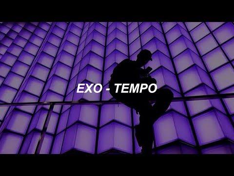 EXO 엑소 'Tempo' Easy Lyrics