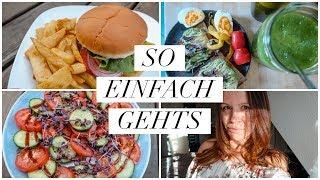 FOOD DIARY. SO EINFACH GEHT GESUNDE ERNÄHRUNG. INTUITIV, GESUND & LECKER