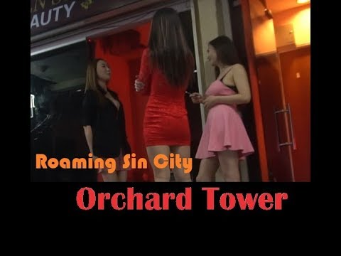 Singapore red light district: Exploring Orchard Tower