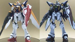 【ガンプラレビュー】MG 1/100 XXXG-01W ウイングガンダム:塗装完成版