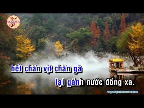 [Karaoke] Trích đoạn: Phạm Công Cúc Hoa