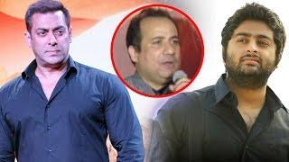 Rahat Fateh Ali Khan's REACTION Over Arijit Singh- Salman Khan's Sultan Song Row