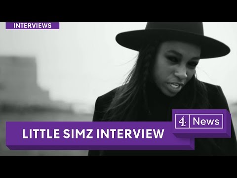 "Little Simz Interview on challenging gender identity, feminism and her ""wonderland"""