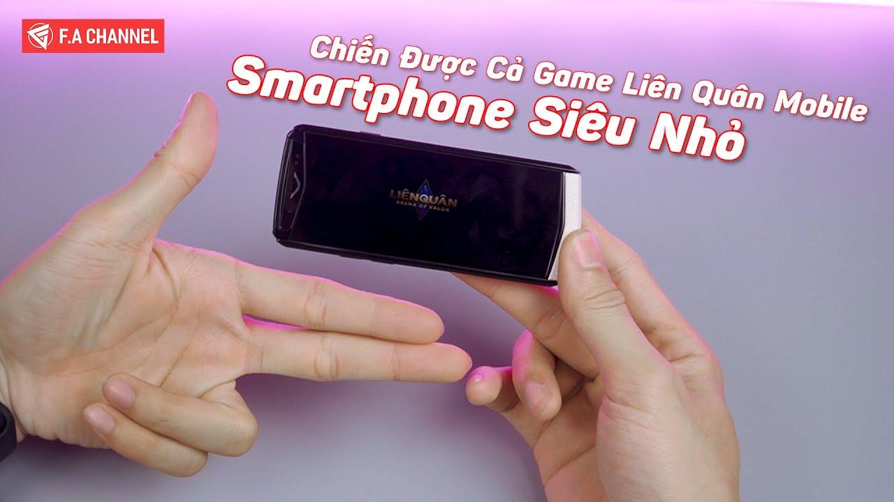Download Smartphone Siêu Nhỏ Chiến Được Cả Game Liên Quân Mobile Mà Giá Cực Rẻ!!