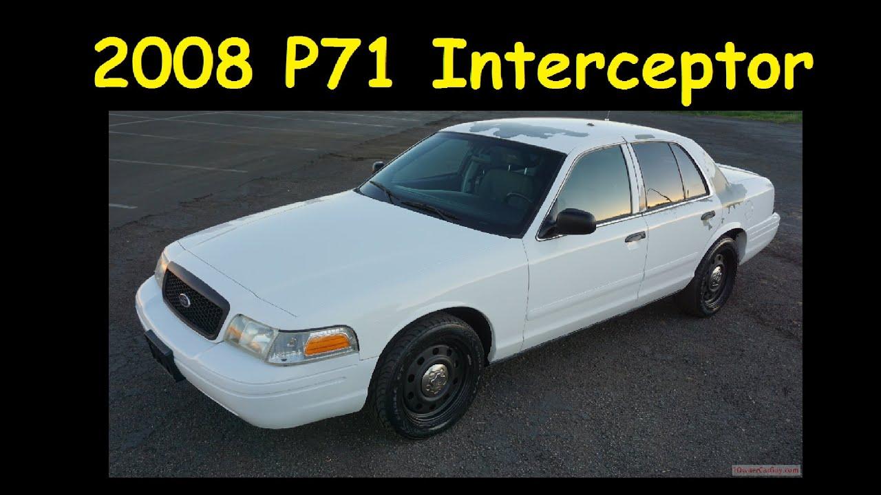 2008 ford crown victoria vic for sale police interceptor p71 e85 youtube. Black Bedroom Furniture Sets. Home Design Ideas