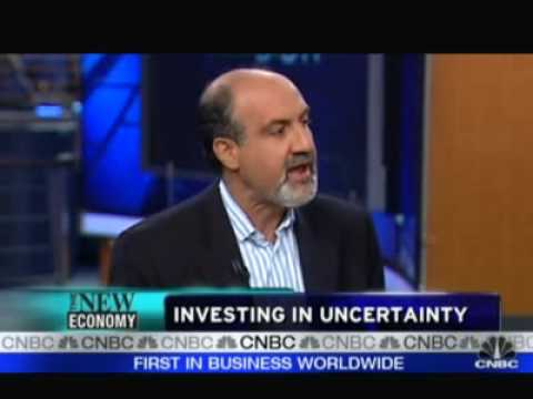 Investing in Uncertainty Wall Street  Pseudo Economics (Nassim Taleb author: The Black Swan)