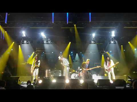 The tragically Hip- Something on. Final show of Man Machine Poem Tour Kingston August 20 2016