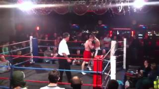 Fight at the forum knockout!