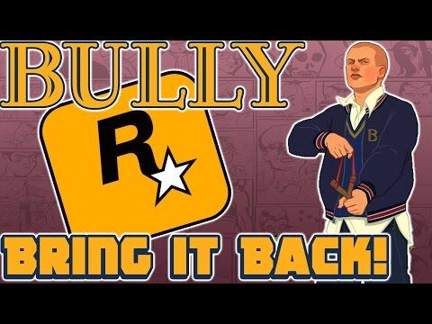 Should Rockstar Make Bully 2?
