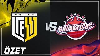 YouthCREW ( YC ) vs Galakticos ( GAL ) Maç Özeti | 2018 Kış Mevsimi 5. Hafta
