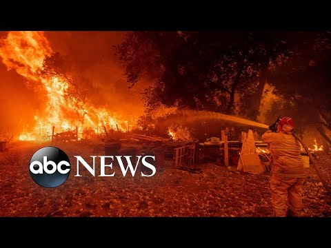 Mendocino Complex fire is now largest in California history