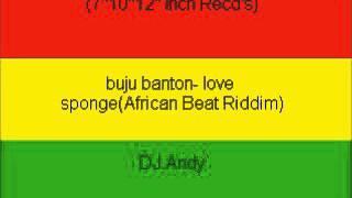 Buju Banton - love sponge