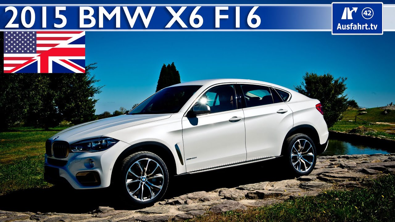 2015 Bmw X6 Xdrive50i F16 Start Up Exhaust Test