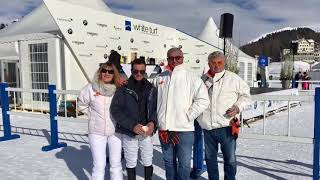 St Moritz 2018 Success