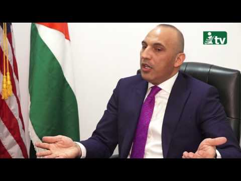 ITVusa SPECIAL INTERVIEW With Mohammad Al Sawaeer, ATTORNEY AT LAW