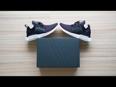 online retailer 516d6 3d0b2 Adidas NMD XR1 (BY9921) | unboxing - overview & on-feet ...