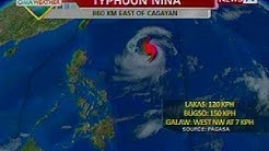 BT: Weather update as of 12:07 p.m. (Oct 10, 2012)