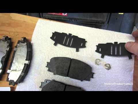 Yaris Toyota Front Brakes 3 6 Doovi