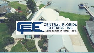 Metal Roofing Contractor Plant City FL | Central Florida Exterior