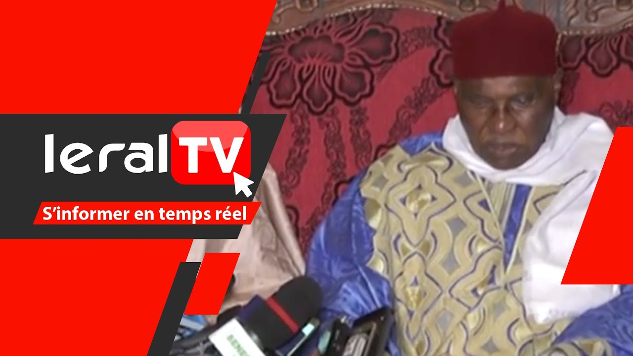 Me abdoulaye wade version marabout....