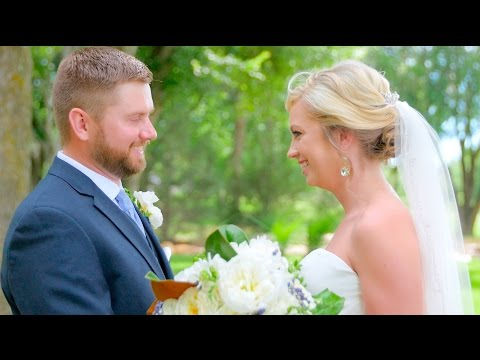 Ashley + Michael {Short Film} Weatherford, Texas Wedding