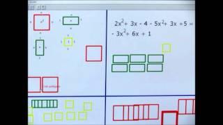 Operaciones con polinomios como un juego (sumas y restas)  por Nekagra.