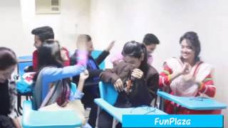 Repeat youtube video Girls Period Bangla Funny Video (Teacher vs Student)