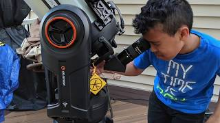 Unboxing of the Celestron NexS…