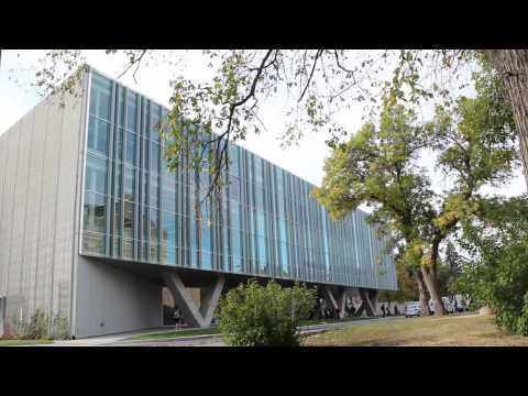 Inspiring Places to Learn at the University of Manitoba