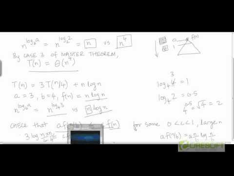 Master Method Examples 2 Youtube