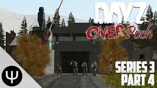 ARMA 2: DayZ Overpoch Mod — Series 3 — Part 4 — My Swamp!