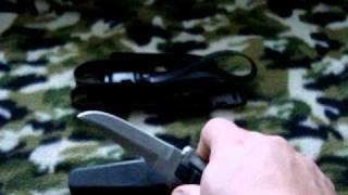 Nóż do nurkowania DIVER 2 SCUBA