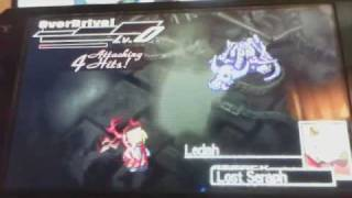 riviera the promised land psp chapter 8 with ledah vs hades part 2