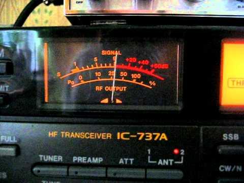 SAQ Grimeton at 17.2kHz 2010-10-24