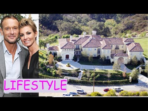 Faith hill and tim mcgraw Lifestyle  (cars, house, net worth)