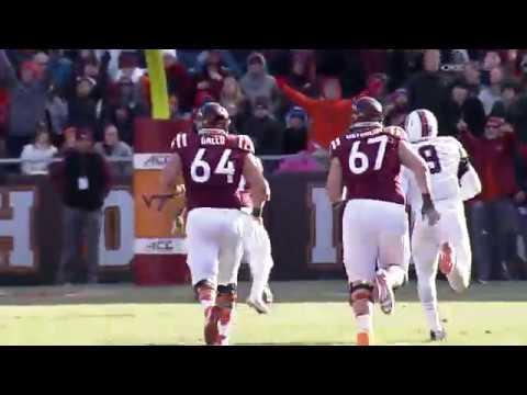 Football vs UVA highlights
