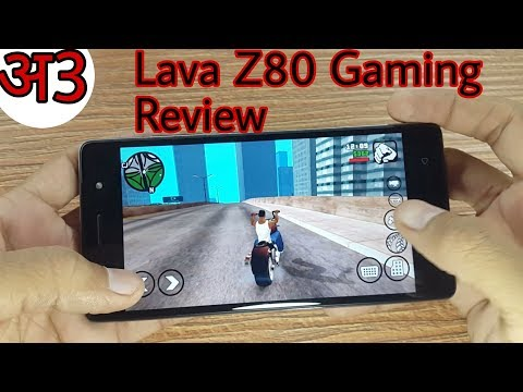 Lava Z80 Gaming Review