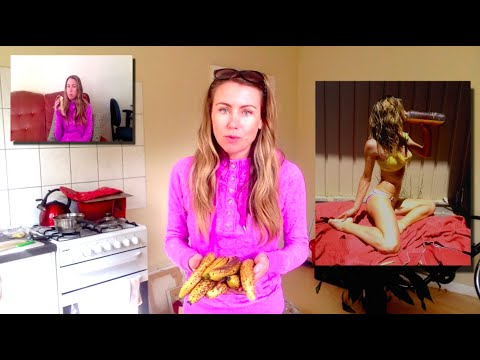 Cosmo Mag calls my diet INSANE!! My response on Banana Island