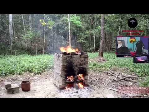 TFUE Reacts to Primitive Technology: Mud Building