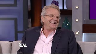 Jerry Springer on His 25-Year Success