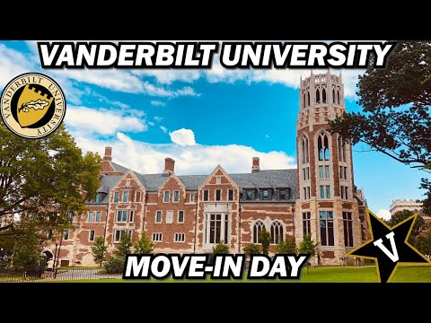 VANDERBILT UNIVERSITY MOVE IN DAY | 2020