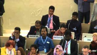 HRC30: FORUM-ASIA Statement on OHCHR Report on Sri Lanka, 30 September 2015