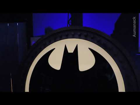Exposição Batman 80 anos, Memorial América Latina