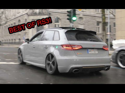 best of audi rs3 sportback sounds w milltek mtm. Black Bedroom Furniture Sets. Home Design Ideas
