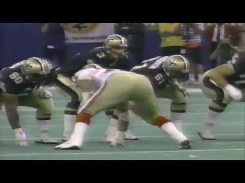 1992 49ers @ Saints Week 4
