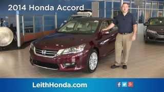 2014 Honda Accord Walkaround Video