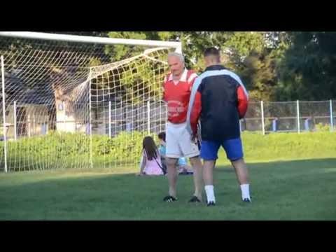 FK EĐŠEG  Mali Iđoš  -  trening 18.08.2014 - 1 DEO